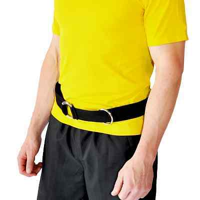 Speedster Basic Waist Belt - Nylon Belt for Bungee & Resistance Training