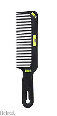 "Scalpmaster SC9269 Flat Top Hair cutting-styling 8.75"" clipper comb w/levels"