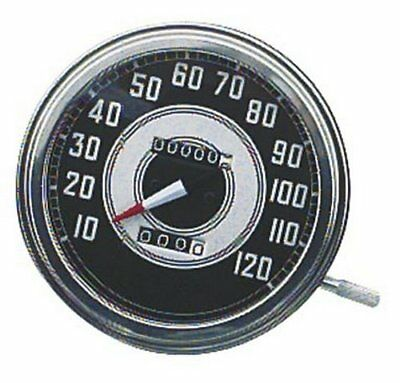 Bikers Choice Speedometer 41-45 Look For Harley FXWG Softail