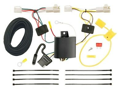 trailer hitch for 2010 2013 toyota tundra w oem replacement wiring rh picclick com Sienna Trailer Wiring Harness Toyota Tow Package Wiring