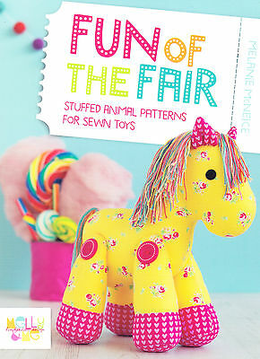 Fun of the Fair - fun toy animals pattern book - Melly & Me