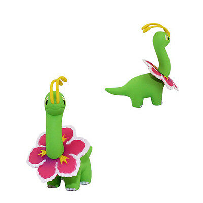 Cute ! Pokemon Meganium Takara Tomy Authentic Figure 154