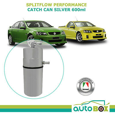 OIL CATCH CAN suits Holden Commodore LS1 LS2 LS3 V8 VE SS SSV L98 SPLITFLOW