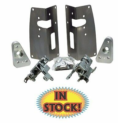 1953-56 Ford F100 Stock Door Handle Door Latch Kit Trique - EL-FT5356