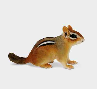 EASTERN CHIPMUNK BABY - Life Size! #263029 ~FREE SHIP/USA w/$25+ Safari Products