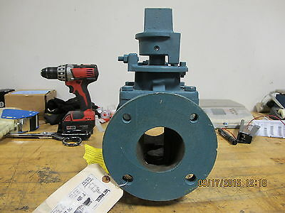 """3"""" Val-Matic Plug Valve, Nut Operated, 5803RN / 5WMD2"""