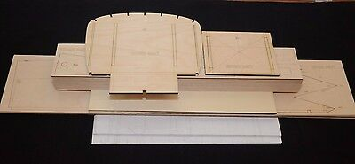 "Giant 34% Scale EDGE 540T Laser Cut Short Kit  103"" Wing span"