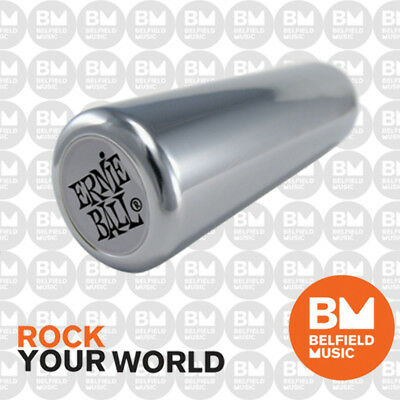Ernie Ball 4232 Steel Bar Slide Medium Guitar Slider - Belfield Music