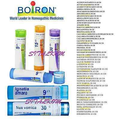 Boiron 9Ch 15Ch 30Ch Homeopathy Single Homeopathic Medicines Many Remedies