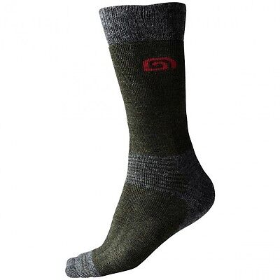 Trakker NEW Carp Fishing Camping Merino Wool Thermal Winter Socks *All Sizes*