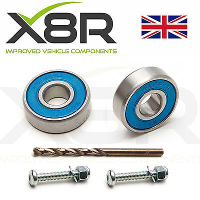 For Renault Scenic 2 II Drivers Windscreen Wiper Arm Repair Bearing Linkage Kit