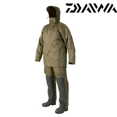 Daiwa Retex Winter Waterproof Fishing Suit Choose Size S M L Xl Xxl Sundridge