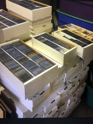 Huge sportscards collection storage unit find. Over 2 million cards awesome deal