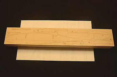 1/5 Scale EMBRAER EMB 312 TUCANO Laser cut short kit 86 in. wing span