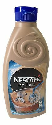 Nescafe Ice Java Cappuccino, 470 Mililiters/16 Ounces - 4 Pack