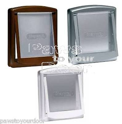 Staywell Petsafe 715 / 730 / 737 pet door 2 way locking small dog cat flap