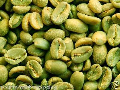 7.05oz/200gr Premium Unroasted Organic Arabica Green Coffee Beans Weight loss