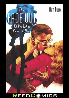 FADE OUT VOLUME 2 GRAPHIC NOVEL New Paperback Collects Issues #5-8 Ed Brubaker