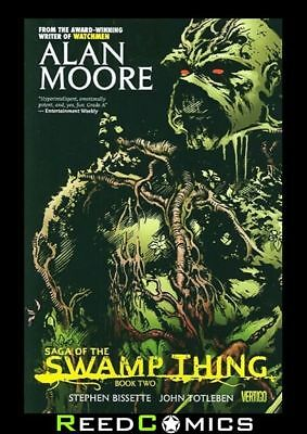SAGA OF THE SWAMP THING BOOK 2 GRAPHIC NOVEL New Paperback Collects #28-34