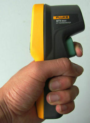 AU ship Fluke MT4 MAX IR Infrared -30 °C to 350 °C Laser Handheld Thermometer