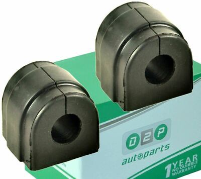 1998-2005 PAIR FRONT ANTI ROLL BAR BUSHES 23mm D2P FOR BMW 3 SERIES E46