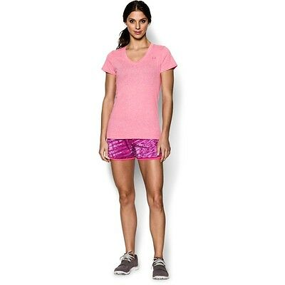 Under Armour Standout Charged Cotton Shirt Damen - Sport- und Freizeit-Shirt