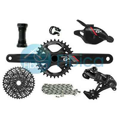 New 2016 SRAM GX 1x11-speed Mountain Type 2.1 Groupset Group Trigger