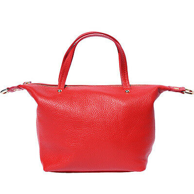 0425e8e1eeb20 HANDBAG BAG ITALIAN Genuine Leather Hand made in Italy Florence 9000 ...