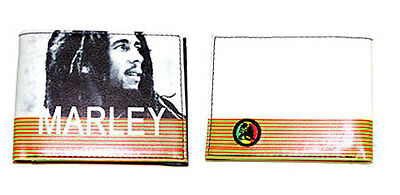 Official Bob Marley - Black & White Picture - Bifold Wallet