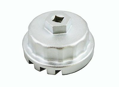 ABN Toyota/Lexus 6 - 8 Cylinder Oil Filter Wrench 3/8 Drive and Socket Adapter