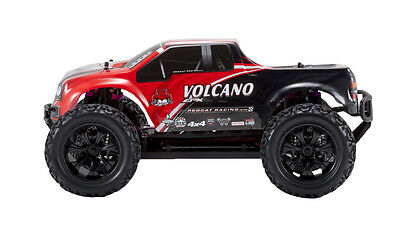 Redcat Racing Volcano EPX RED 1/10 Scale Electric Truck 2.4GHz Remote Control