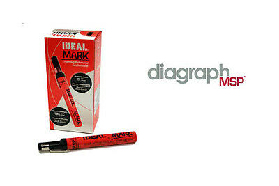 New Ideal Valve Action Black Markers (12)