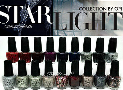 Nail Lacquer - STARLIGHT Holiday 2015 opi Collection - Pick Any Shade 0.5oz