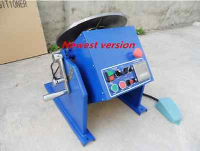300Kg WDBWJ-3 Welding Automatic Positioner for Mig/Tig machine Jaw Chuck 220V
