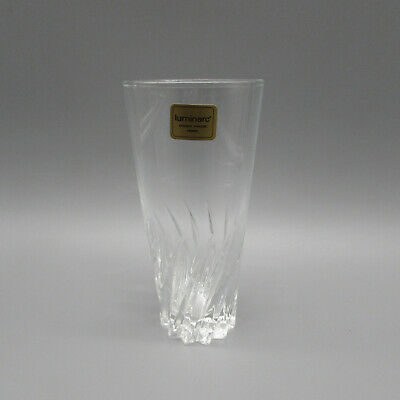 "SET OF TWELVE - Cristal d'Arques FLAMENCO 4-7/8"" Small Tumblers / Juices"