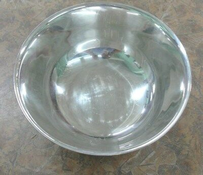 """PAUL REVERE REPRODUCTION Silver Plate  8"""" Footed Bowl Oneida Silversmiths USA!"""