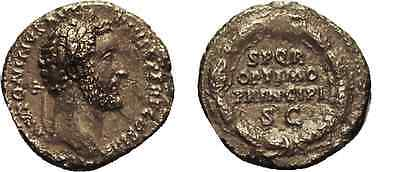 Ancient Rome AD 138-61 ANTONINUS PIUS, As, SPQR OPTIMO PRINCIPI SC