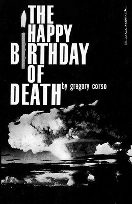 Happy Birthday of Death 9780811200271 by Gregory Corso, Paperback, BRAND NEW