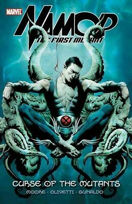 Namor: The First Mutant: Curse of the Mutants Vol. 1 9780785151746, Paperback