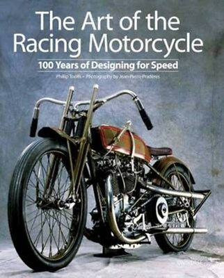Art of the Racing Motorcycle 9780789322135 by Philip Tooth, Hardback, BRAND NEW