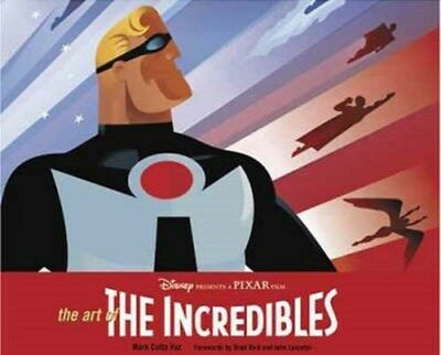 Art of the Incredibles 9780811844338 by Mark Cotta Vaz, Hardback, BRAND NEW