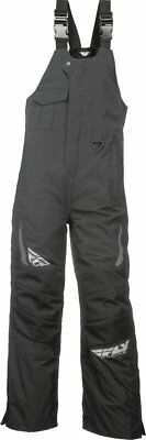Fly Racing Youth Boys Aurora Insulated Waterproof Bib Snowmobile Pants