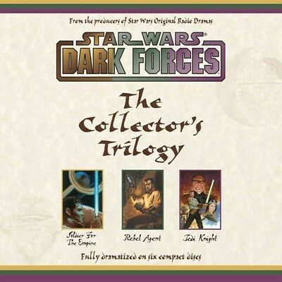 Star Wars Dark Forces: The Collector's Trilogy 9781565112780, CD, BRAND NEW