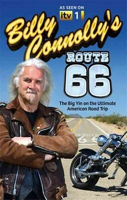 Billy Connolly's Route 66 9780751547092, Little, Brown Book Group, 2012, NEW