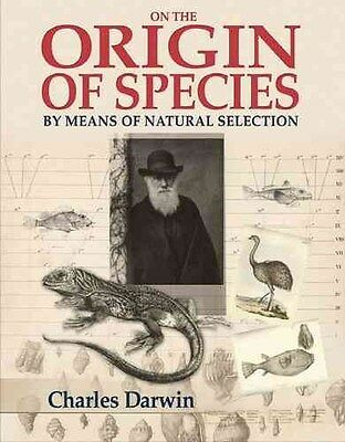 On the Origin of Species: By Means of Natural Selection 9781848588790, Darwin