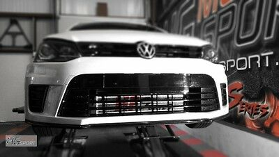 HF Series VW Polo 6R GTI 1,4 1.4 TSI Front LLK upgrade Ladeluftkühler Tuning