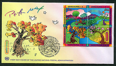 United Nations Vienna 1997 Earth Summit FDC