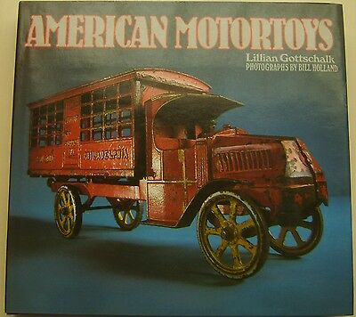 American Motortoys high quality well illustrated New Cavendish toy & model book