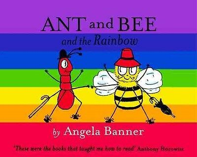 Ant and Bee and the Rainbow 9781405266741 by Angela Banner, Hardback, BRAND NEW