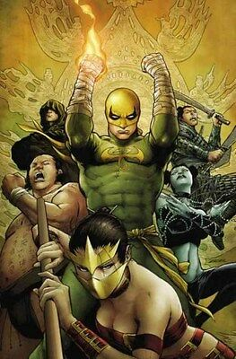 Immortal Iron Fist: Complete Collection Volume 2 9780785188902 by Jason Aaron